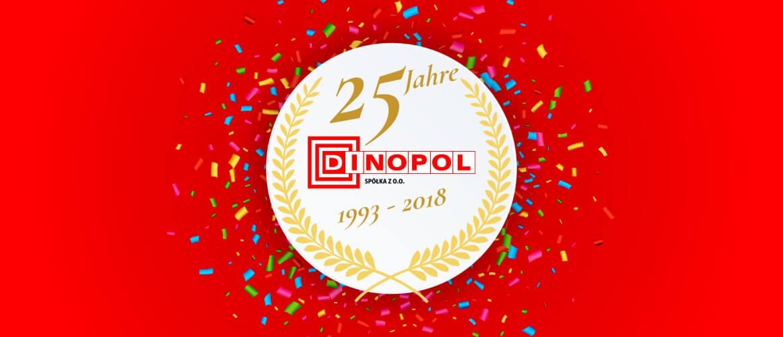 Dinopol - 25 Jahre