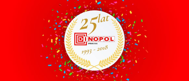 Dinopol - 25 lat