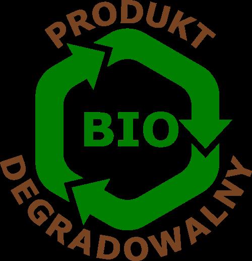 DINOPOL - produkt biodegradowalny logo