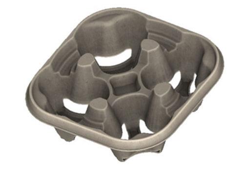 DINOPOL - podstawka na 4 kubki