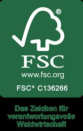 FSC DE footer